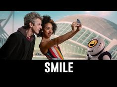Doctor Who: 'Smile' - BBC One TV Trailer