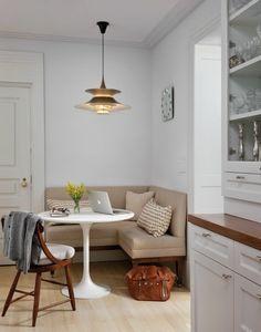 80 Idées Pour Bien Choisir La Table à Manger Design. Corner BenchCorner ...