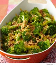 Crunchy Broccoli Bake | Parenting