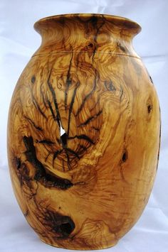 Robert Anderson Woodturning | Olivewood
