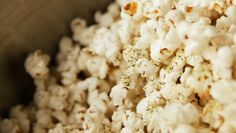 Popcorn-Seasonings