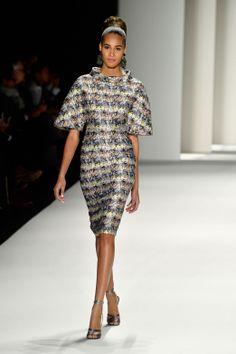 New York Fashion Week Fall 2014 - Carolina Herrera