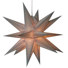 Moravian White star lamps http://www.29june.com/index.php/paper-stars.html