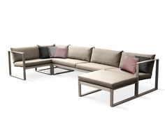 Sofas | Seating | Cima Lounge | FueraDentro | Hendrik. Check it out on Architonic