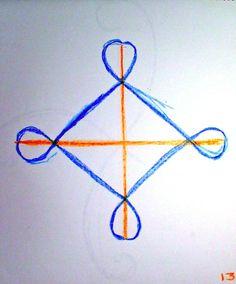 3rd grade - form drawing