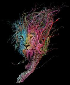 Oh baby, baby, It's a wired world... on Behance. Visit us at http://digitalart.io for more great digital art.