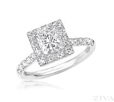 My current wedding ring set is getting re-designed to look like this. I can't wait!!
