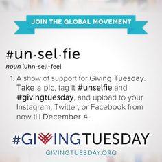 Take action and give back on Giving Tuesday | LiveDoGrow