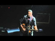 """Bruce """"Fields of Gold"""" at Sting's 60th birthday concert, Beacon Theater, 2011"""
