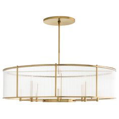 Hera Oval Chandelier is a modern interpretation of the purity of form of Greek and Roman columns. Clear glass cylinders to create unique lighting, accenting the Vintage Silver or Antique Brass finish. Includes one 6 inch and two 12 inch rods. Eight 60 watt, 120 volt B10 type Candelabra base incandescent bulbs are required, but not included. 43.5 inch width x 10.5 inch height x 43.5 inch maximum length. UL listed. Damp rated.