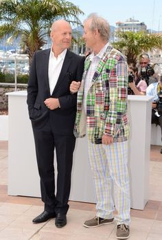 <b>No one walks the red carpet like Billy Murray walks the red carpet.</b> NO ONE.