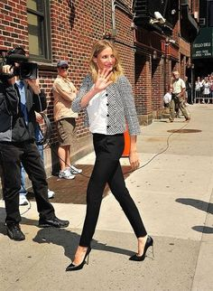 Our 5 top favorite pants outfits of Cameron Diaz