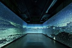 For Coca-Cola's 125th Anniversary Exhibition's Future Room concept, Antilop transformed santralistanbul's Galeri 1 into an immersive environment by creating 90 square meter of 270-degree projection system.