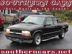 2002 Chevrolet S-10 for sale in Greer, SC