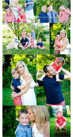 family session!!! Love her dress