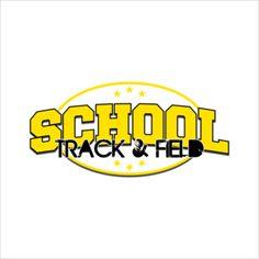 Track T-shirt design idea