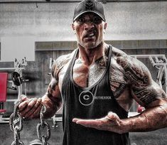 Biceps, The Rock Dwayne Johnson, Tips Fitness, Leg Day, Bodybuilding, Muscle, Champs, Workout, Sport
