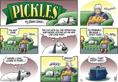Pickles comic strip demonstrates how NOT to handle student errors in the language learning classroom