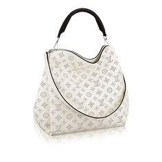 Babylone GM Designer Leather Handbag   LOUIS VUITTON