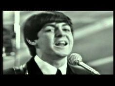 I Saw Her Standing There (Live) - The Beatles on Ed Sullivan Show