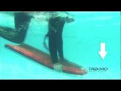 Tutorial Bodyboard hacer el pato