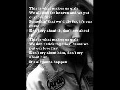 Lana Del Rey - This Is What Makes Us Girls + Lyrics