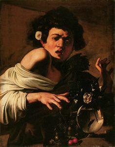 Caravaggio - (still and temperament for one dancer)