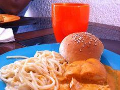 Receta de Pechuga de Pollo en Salsa de Chipotle
