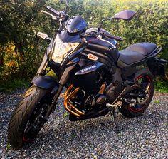 Kawasaki er6n 2015 mod