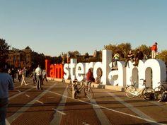 Iamsterdam - Amsterdam - Museumplein