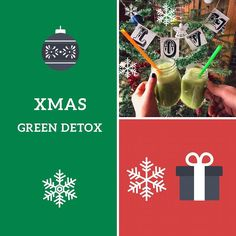 Pre-Christmas on #Christmas or post-Christmas. The new special recipe on 2 Health App is amazing for every stage on the upcoming Holidays. Try our #Xmas Green Detox #juice!  . . . . .  ##food #foodie #fitfam #fitfoodie #kale #instahealth #instafood #foodporn #xmas #xmasfood #christmastime #christmasmenu #healthychristmas #2health #beautifulcuisines #vegan #veganinspiration #wholefoods #realfoods #healthyeating #healthyliving #greenjuice #wellness