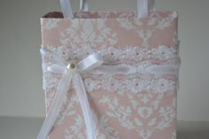 Wedding or bridal  Party favor Gift bags by steppnout on Etsy, $2.00