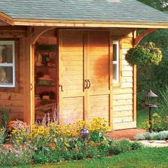 Here are some excellent tips taken from our pros' 50 years worth of experience in designing yard sheds. These tips will make your project easier, more economical and help you add practical features that will make your shed even more useful.