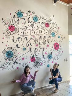 23 Clever DIY Christmas Decoration Ideas By Crafty Panda Art Room Doors, Chalkboard Wall Bedroom, Nail Designer, Chalk Lettering, Lettering Tutorial, Posca, Wall Art Designs, Christmas Decorations To Make, Clever Diy