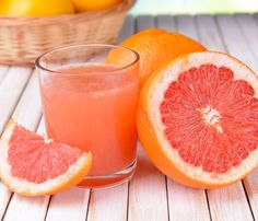 Grapefruit Essential Oil Benefits.  I have it everyday with warm lemon water.