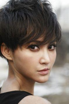 Short Hair | Tousled pixie cut | Via: http://widget.shopstyle.com/action/loadRetailerProductPage?id=429258241&pid=uid4041-3689179-51&trefid=embedded&utm_medium=widget&utm_source=Trend+Widget