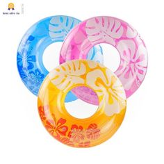 """Intex Clear Color Tube 2psc pack 36"""" flower Designed kids 9+ age color may ve   eBay"""