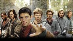 The Knights of Camelot...and Merlin
