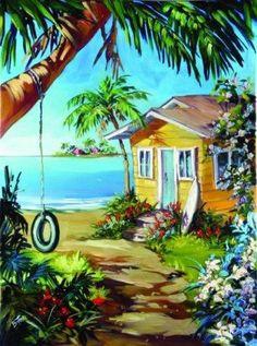'Caribbean Country Club' by Steve Barton