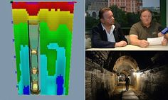 Nazi gold train ISN'T in a tunnel, say men who discovered it