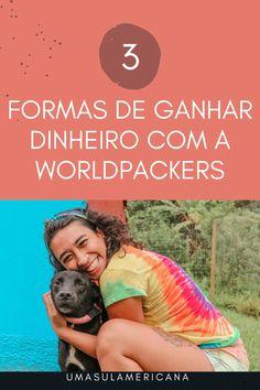 Como ganhar dinheiro com a Worldpackers sendo voluntário Sports, Blog, Movie Posters, Movies, Travel, Bucket List Travel, Brazil Travel, World Traveler, Quote Travel