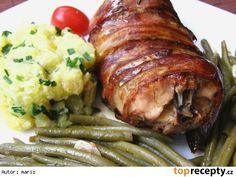 Králík z Provence Jamie Oliver, Ham, Pork, Turkey, Food And Drink, Provence, Treats, Chicken, Recipes