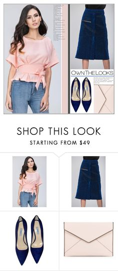"""""""Own The Looks 32"""" by anyasdesigns ❤ liked on Polyvore featuring Prada and Rebecca Minkoff"""