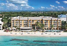 Hotel en el Caribe: Grand Cayman Marriott Beach Resort