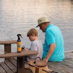 The ~golden hour~ moments that stay with them forever... And the mosquito bites that won't! Essential Oil Bug Spray, Best Essential Oils, Bug Spray For Kids, Natural Tick Repellent, Natural Bug Spray, Insect Repellent, Golden Hour, Bugs, Good Things