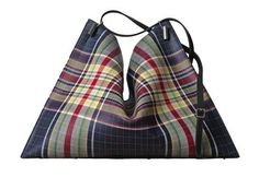 This chic check bag from CÉLINE is the perfect way to channel Scottish style ahead of next season.