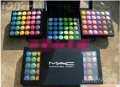 MAC eye shadow for days!! I want!
