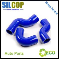 Silicone hose for cars and trucks