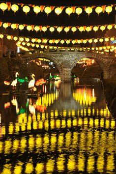 The Lantern Festival of Nagasaki, Japan