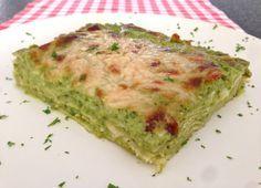 Pesto lasagne   Het lekkerste recept vind je op AllesOverItaliaansEten